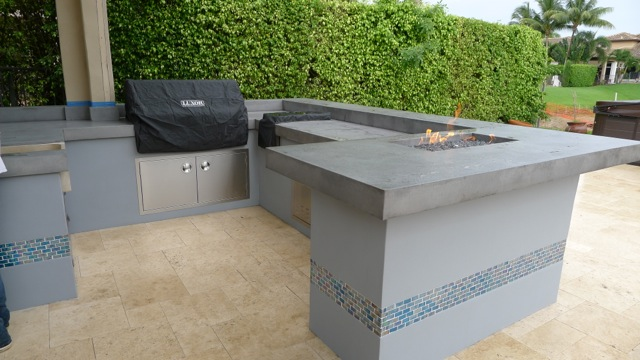 Plans For Outdoor Kitchen Cabinets